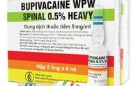 Cục Quản lý dược yêu cầu Cần Thơ báo cáo việc thay thế thuốc gây tê nghi liên quan vụ sản phụ tử vong