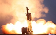 Triều Tiên thử tên lửa, gây sức ép