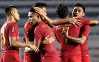 Ẩu đả trên sân, cầu thủ Indonesia và Singapore làm hòa thông qua trang cá nhân