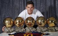 Truyền thông châu Âu khẳng định Messi giành Quả bóng vàng 2019