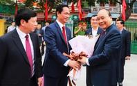 Thủ tướng Nguyễn Xuân Phúc: Biên giới bình yên mới lo chuyện đại sự trong nước được