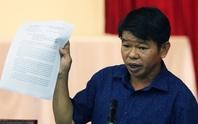 Tổng Giám đốc Công ty nước sạch Sông Đà Nguyễn Văn Tốn mất chức