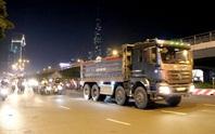 Xe tải nặng tung hoành vào giờ cấm: Phơi bày điểm yếu khó hiểu