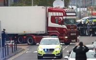 Vụ 39 thi thể trong container: Phía Anh muốn trước hết để gia đình nạn nhân nguôi ngoai trước tin buồn