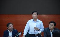 Nghi án gian lận xét nghiệm ở Bệnh viện Xanh Pôn: Lãnh đạo Hà Nội từ cấp cao nhất đều rất sốc
