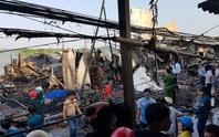 Bé gái chết thảm trong đám cháy do người nhà nghĩ đã thoát ra ngoài
