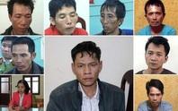 9 bị can trong vụ nữ sinh giao gà bị hiếp dâm, sát hại gây rúng động dư luận sắp hầu toà