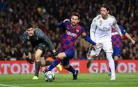 Messi nhạt nhòa, Barcelona bị cầm hòa Siêu kinh điển