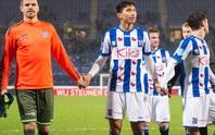 Vì sao không được về đá U23 châu Á, Đoàn Văn Hậu vẫn chưa được đá giải Hà Lan?