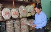 Thơm ngon bánh tráng nước dừa Tam Quan