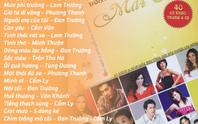 Những ca khúc từng đoạt Giải Mai Vàng