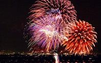 TP HCM sẽ bắn pháo hoa tại 4 điểm mừng ngày thống nhất đất nước