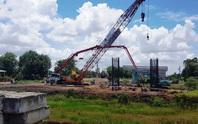 Cao tốc Trung Lương- Mỹ Thuận: Nhận 1.390 tỷ đồng vốn ngân sách, công nhân làm việc xuyên tết