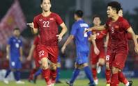 Tiến Linh, Đức Chinh xếp nhì danh sách Vua phá lưới SEA Games 30