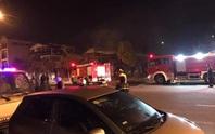 Cháy nhà hàng lẩu lúc rạng sáng, 4 người tử vong thương tâm