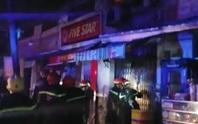 Cháy nhà ở quận 7 - TP HCM trong đêm, 3 người tử vong