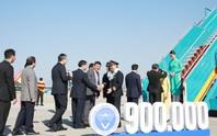 Mỗi ngày có bao nhiêu chuyến bay trên bầu trời Việt Nam?