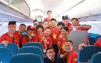 6 chuyến bay thẳng đặc biệt đưa cổ động viên đến Philippines tiếp lửa U22 Việt Nam