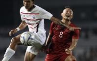 Clip: Chân bê bết máu, Trọng Hoàng vẫn bền bỉ đưa U22 Việt Nam vào chung kết
