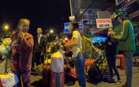 Grab đểu bủa vây Bến xe Miền Đông chặt chém hành khách sau Tết