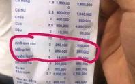 Khổ qua xào giá 250.000 đồng/dĩa tiếp tục gây bão ở Nha Trang