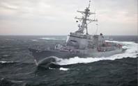 Mỹ lại điều 2 tàu chiến đến biển Đông, thách thức Trung Quốc