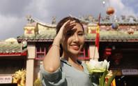 Khách đến lễ hội chùa Bà ở Bình Dương sẽ không đói bụng, khát nước