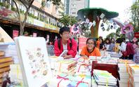 Bìa báo xuân Báo Người Lao Động đoạt giải khuyến khích Lễ hội đường sách Tết Kỷ Hợi 2019