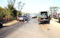 Cảnh sát PCCC bị tai nạn giao thông thiệt mạng khi sắp ra quân