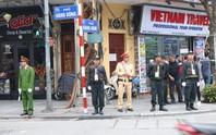 Thượng đỉnh Mỹ-Triều: Thắt chặt an ninh ở phố cổ Hàng Bông