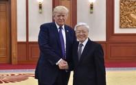 Hôm nay 27-2, Tổng thống Donald Trump gặp lãnh đạo Việt Nam