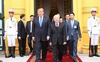 Tổng thống Donald Trump mời Tổng Bí thư, Chủ tịch nước Nguyễn Phú Trọng thăm Mỹ
