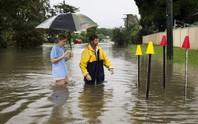 Lũ lụt nghiêm trọng, nắng nóng kinh khủng ở Úc