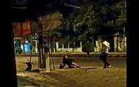 Làm rõ clip cô gái bị rượt đánh, kêu cứu trên phố vào tối 8-3