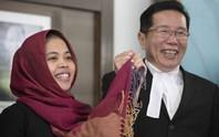 Vụ án Kim Jong-nam: Siti Aisyah về Indonesia, cảm ơn Tổng thống Widodo
