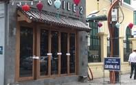 Người đàn ông nước ngoài tử vong trong tư thế ngồi ở quán cà phê