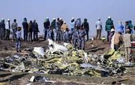 Máy bay Ethiopian Airlines quay đầu khi bay sát mặt đất