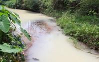 Vụ nước thải tuôn ra kênh ở Đà Nẵng: Phát hiện mẫu nước  một công ty giống hệt nước xả thải
