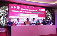 Mở cửa miễn phí tại giải bóng đá U19 Quốc tế tổ chức ở Nha Trang
