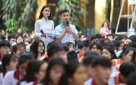 Đưa trường học đến thí sinh 2019 tại TP HCM: Rớt đại học thì phải làm sao?