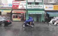 TP HCM có mưa trái mùa trước đợt nắng nóng đến 38 độ C