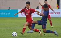 Lứa đàn em Quang Hải vượt trội nhưng không thắng nổi U19 Thái Lan