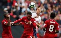 Harry Kane đe dọa hàng thủ Liverpool