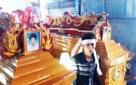 Vụ lật xe container khiến 3 bà cháu chết thảm: Tài xế dương tính với ma túy
