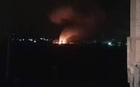 Chiến đấu cơ Israel oanh tạc Syria, tên lửa bị bắn hạ