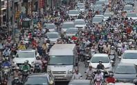 Bức bối giao thông Hà Nội