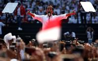 Bầu cử Indonesia: Tổng thống Widodo dẫn trước đối thủ