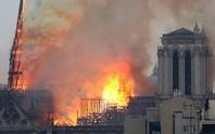 Nhiều điều chưa biết sau vụ Thánh đường Notre Dame de Paris bị thiêu hủy