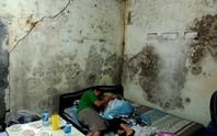Ứa lệ trong đêm trắng ở căn nhà xập xệ của nữ công nhân môi trường tử nạn