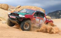 Quá hấp dẫn giải đua xe địa hình sa mạc ở Ninh Thuận